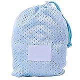 Baby Water Sling, schnelltrocknendes Gewebe, verstellbare Baby-Tragetasche mit einer Schulter, Polyester für den Einkauf von Kleinkindern(Light blue)