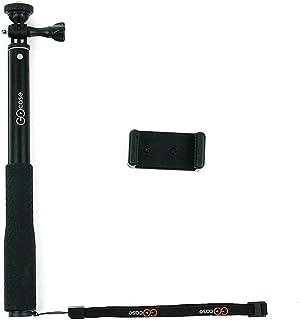 Bastão Selfie para Câmera de Ação, Digital e Smartphone, Gocase, Acessórios para Câmeras Digitais
