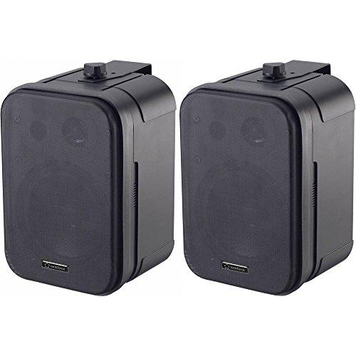Renkforce Control 250AMP Aktiver Monitor-Lautsprecher 13cm 5.12 Zoll 30W 1 Paar