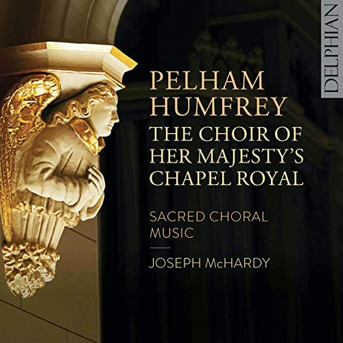 The Choir of the Chapel Royal & Joseph McHardy