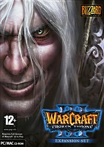 Warcraft 3 expansion : the frozen throne [FR Import]