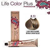 FarmaVita Life Color Plus Haarfarbe 100ml 8.13 Hellblond Beige