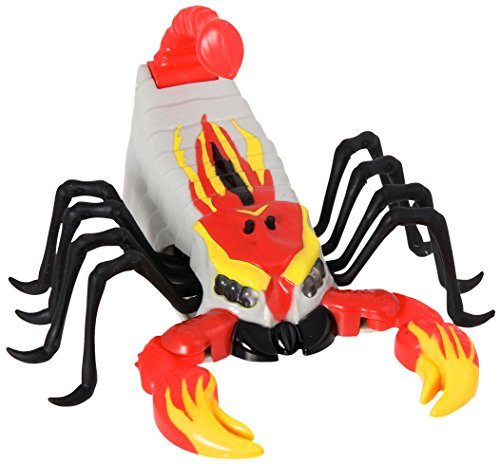 Wild Pets - 31799 - S2 Scorpion - Single Pack - Firestruck - Vert
