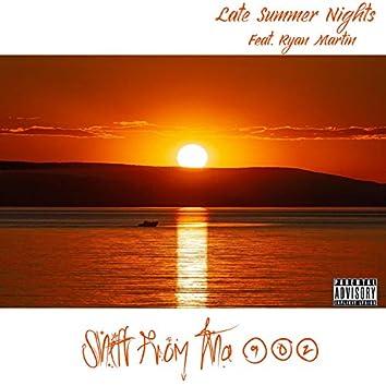 Late Summer Nights (feat. Ryan Martin)