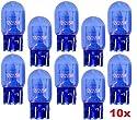 10x Stück - T20 – W21/5W - W3x16d - 21/5W - 12V – SUPER WHITE KFZ Beleuchtung Tagfahrlicht Glühlampe Glühbirne Soffitte Autolampen/chiavi