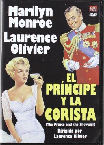 El Príncipe Y La Corista [DVD]