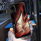 Iron Spider Man - Carcasa para Galaxy S10, S20, S21 Plus, Note 10 y 20 (7, Galaxy S21 Plus)