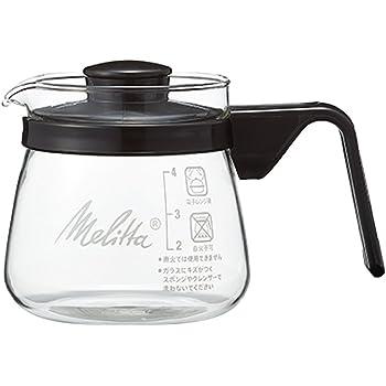 メリタ Melitta コーヒーサーバー 電子レンジ対応 500ml MJG-500S