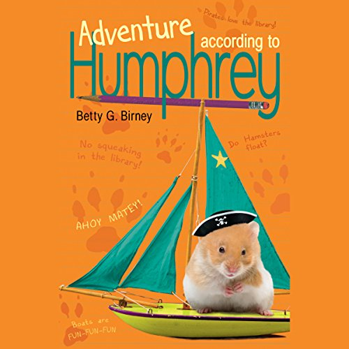 Adventure According to Humphrey audiobook cover art