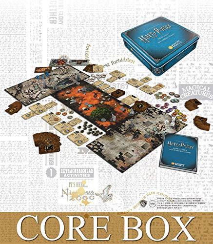 Knight Models Miniarturenspiel Harz HPMAG01 Harry Potter Miniaturen Adventure Game Core Box English