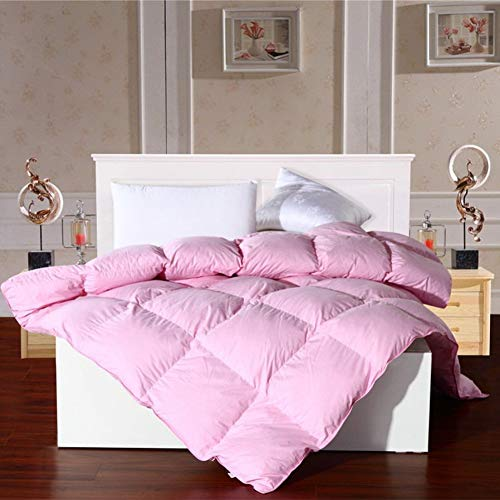 WJYHXW Lightweight Four Season Soft Quilted Down Alternative Duvet Insert with Corner Tabs, Fluffy Reversible Hotel Collection,200x230cm(79x91inches)
