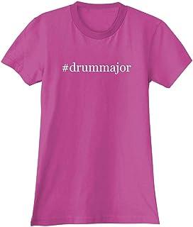 The Town Butler #DrumMajor - A Soft & Comfortable Hashtag Women`s Junior Cut T-Shirt