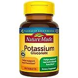Nature Made Potassium Gluconate...