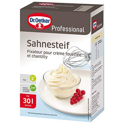 Dr. Oetker Professional Sahnesteif, 1er Pack (1 x 1 kg)
