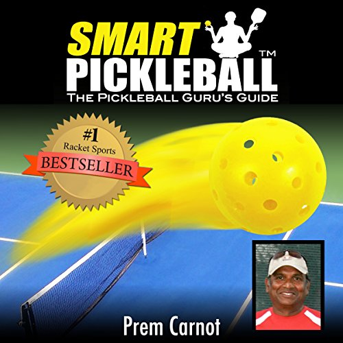 Smart Pickleball audiobook cover art