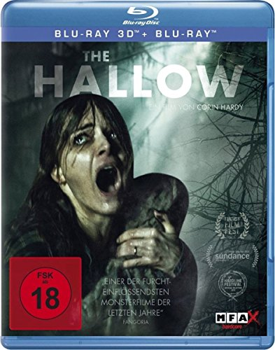 The Hallow (inkll. 2D-Version) [3D Blu-ray]