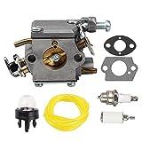 Hilom Carburetor for Homelite 35cc 38cc 42cc Chainsaw OEM# 309362001 309362003 300939006 Carb UT-10560 UT-10562 UT-10564 UT-10566 UT-10568 UT-10580 UT-10582
