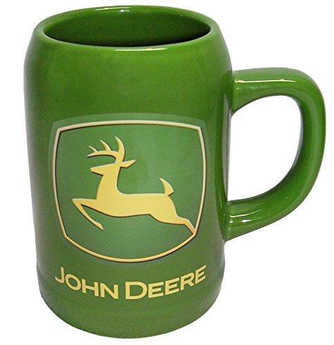 John Deere Logo Stoneware Mug Standard