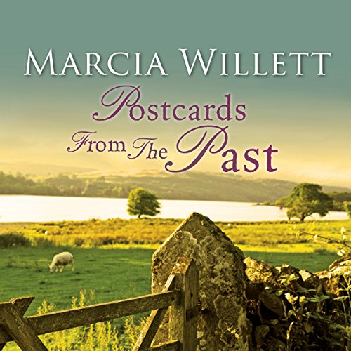 Postcards from the Past audiobook cover art