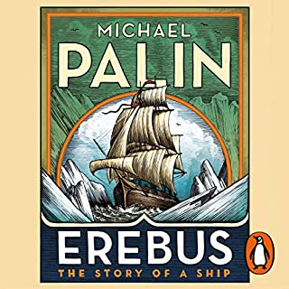 Couverture de Erebus: The Story of a Ship
