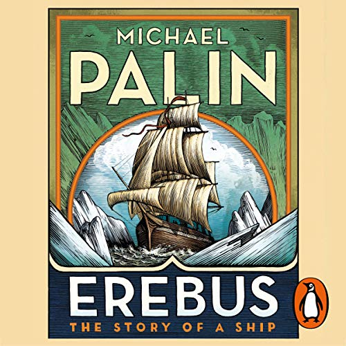 Erebus: The Story of a Ship cover art