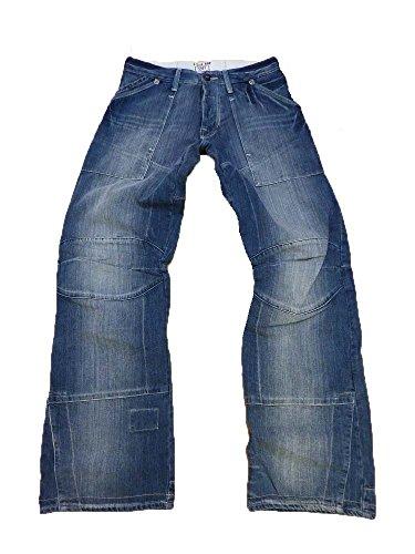 G-STAR Herren Loose Jeans Fire Elwood, ranger-denim, Gr. 30/34