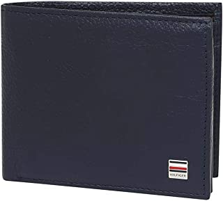 Tommy Hilfiger Navy Men's Wallet (TH/CRESCENTMCCW08)