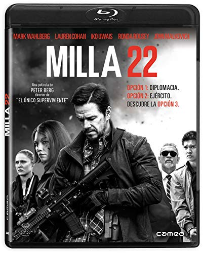 Milla 22 - BD [Blu-ray]