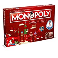 Monopoly FIFA World Cup Russia 2018 (輸入版)