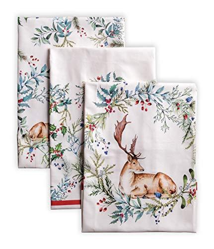 toalla navideña fabricante Maison d' Hermine