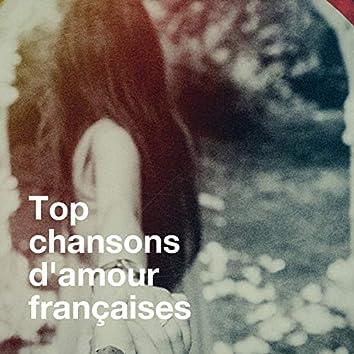 Top chansons d'amour françaises
