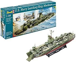Revell Germany LSM Landing Ship Medium USN Kit