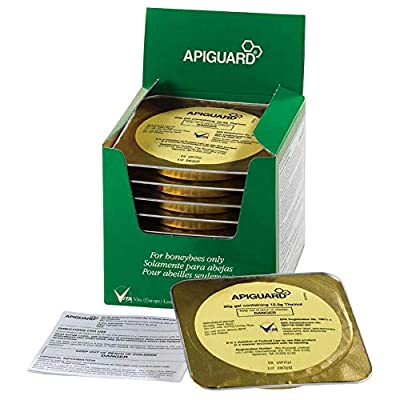 Apiguard 10 Pack for Varroa Mite Control