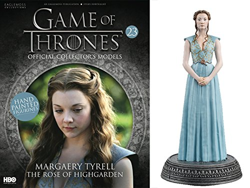 Statue des Harzes. Game of Thrones Collection Nº 23 Margaery Tyrell