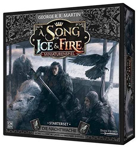 A Song of Ice & Fire - Die Nachtwache Starterset