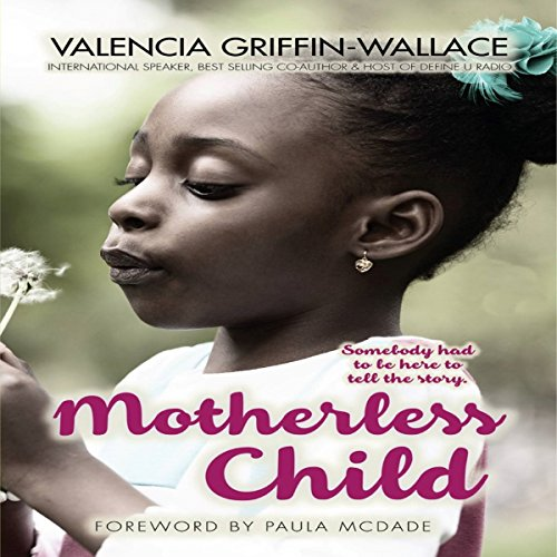 Motherless Child audiobook cover art