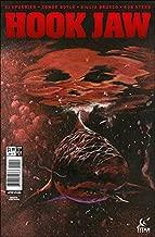 Hook Jaw #1E VF/NM ; Titan comic book