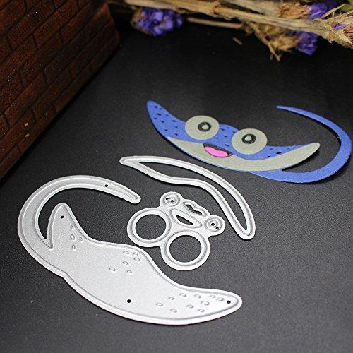 SULIFORSULIFOR Prägestempel Schneiden Form Formrahmen DIY Clipart Prägung Album Papier Karte Handwerk Sanfashion Stanzform