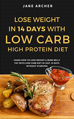high protein diet plan for weight loss book