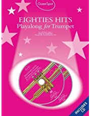 Guest Spot: Eighties Playalong Hits for Trumpet (Book and 2 CDs)