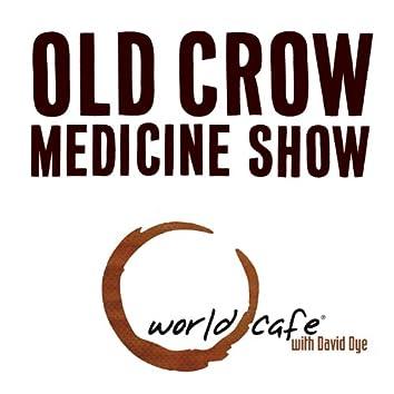 World Cafe Old Crow Medicine Show - EP (Live)