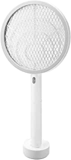 Electric Bug Zapper Fly Swatter Racket Rechargeable Insect Swatter Zapper Electric Handheld Mosquito Killer - Wasp, Fruit ...