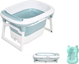 Babify Bañera Bebé Plegable con Cojín Reductor Aqua Plus