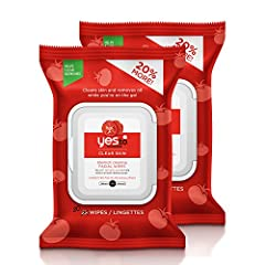 For oily or acne prone skin, the Yes To Tomatoes facial wipes will clean your skin and remove oil while you're on the go Tomatoes help control sebum and oil production in skin, while protecting it from environmental agents that can cause breakouts. O...