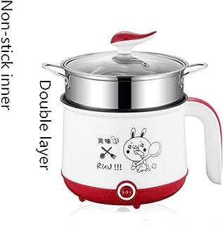 NUOVO 0.8l Antiaderente Fornello Elettrico Automatico RISO PENTOLA 0.8 LITRI più caldo caldo Cook