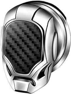 Abimy Capa protetora com botão de partida do motor de carro, capa decorativa universal para chave de carro, acessórios par...