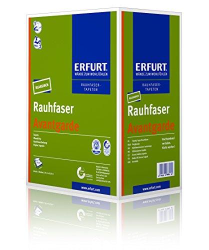 Erfurt Rauhfaser - Avantgarde   1 Karton mit 6 Rollen