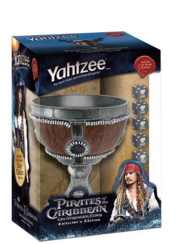 Pirates Of The Caribbean Yahtzee