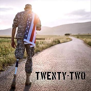 Twenty-Two (feat. Kp Fitz)