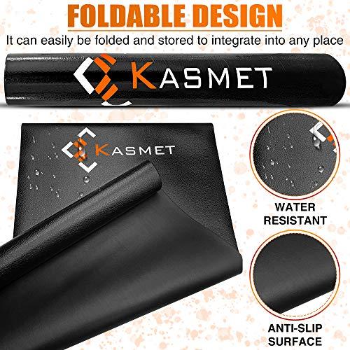 KASMET Floor Mat For Treadmill